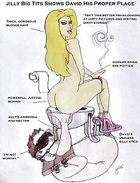 FemDom Cartoons