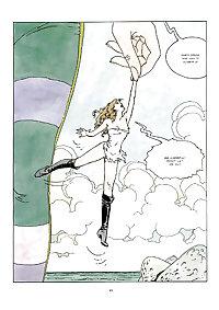 Erotic Comic Art 11  -  Gullivera