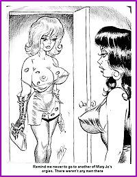 vintage drawings new serie 2
