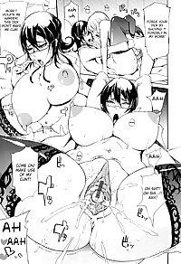 (HENTAI Comic) Unioshi Erotic WORKS