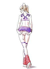 I Love Sexy Shemale Hentai Teens 2