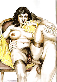 Erotic Drawings 2