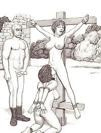 Nasty and Cruel BDSM Toons