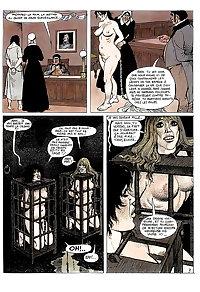 Marie-Gabrielle en Orient (Adult Comic)