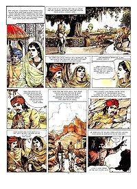 Erotic Comic Art 40 - Kama-Sutra
