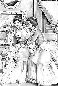 Vintage drawings part 2