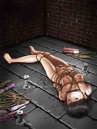 Hentai pics # 2 (Bondage,BDSM)