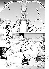 Domin-8 Me ( Take On me ) Hentai Manga Part 2