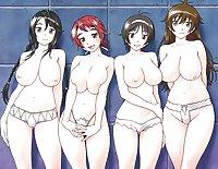 Sexy Anime Manga Hentai Ecchi Cartoons Toons