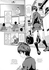 Please tell me 'JK' Ch. 1-2 - Hentai Manga