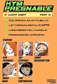 Kim Possible: Kim Pregnable - Lucky Night 3