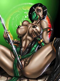 Sexy Black Women... More Elfs, Sci-fi, & Fantasy 23