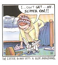 Easter Cartoons