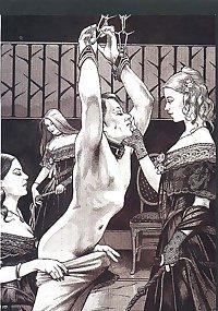 Cartoon Punishment And Humiliation