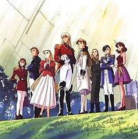 Pantyhose and Tights Anime-Manga-Hentai Vol 11: Gundam.