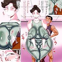 henati bbw boobs mom  boy perversion14