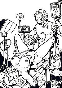 Thematic Drawn Porn Art 9 - Femdom (2)