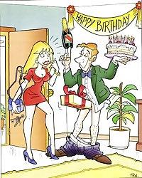 Pleasure Cartoon 8