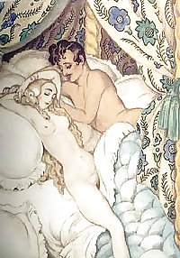 Drawn Ero and Porn Art 42 - Gerda Wegener for sun-flower